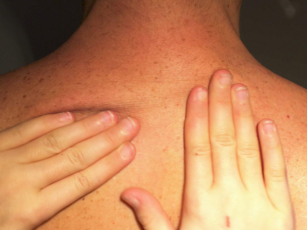 Schulter-Kiefer-Entspannung: Aufzeichnung von unserem Schulter-Nacken-Samstags-Workshop zum Nachhören und Entspannen - Yogastudio Die Matte