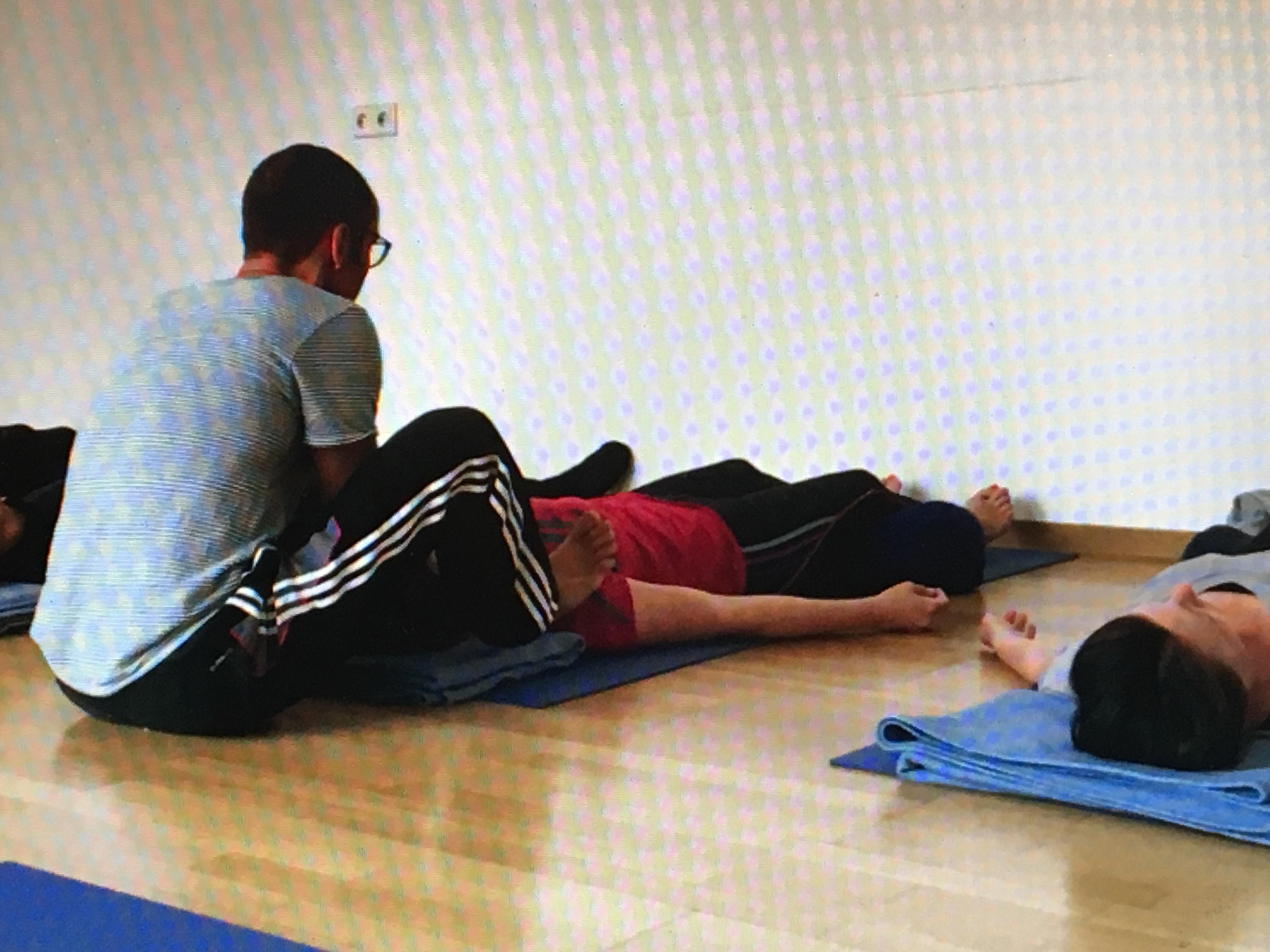 Relaxadj yogastudio die matte for Ausbildung grafikdesigner karlsruhe
