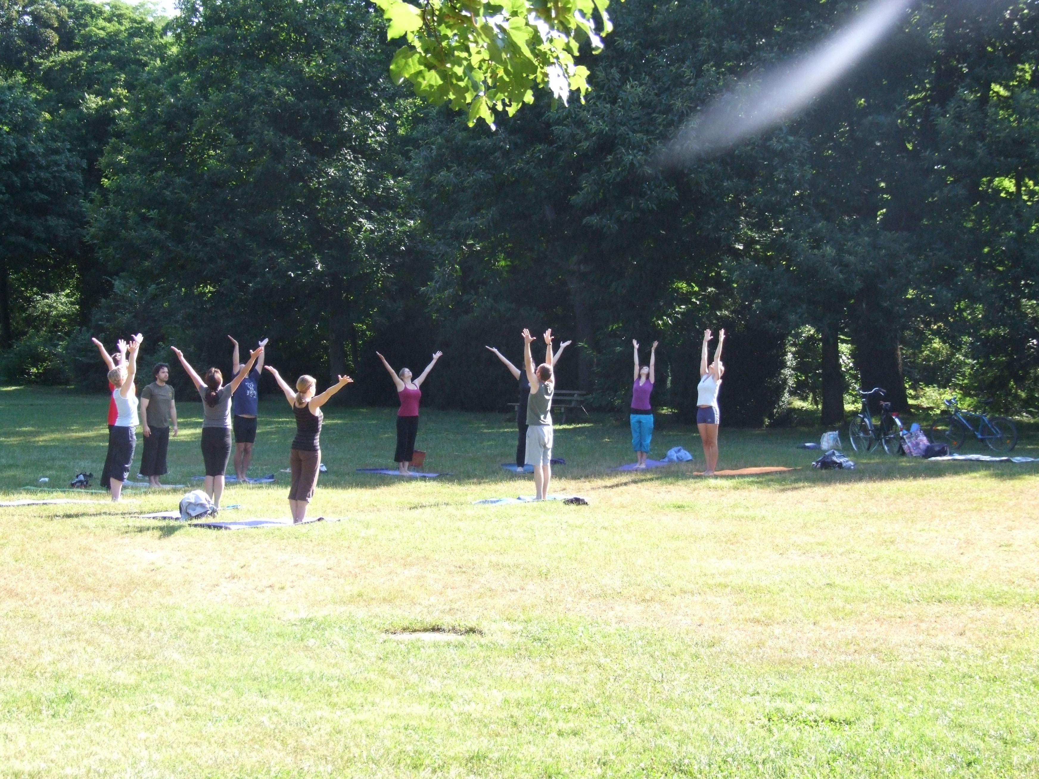 Yogalehrer Ausbildung in Karlsruhe, zertifiziert - Yogastudio Die Matte